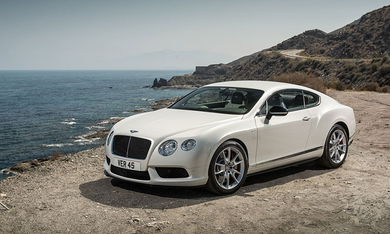 Bentley Sales